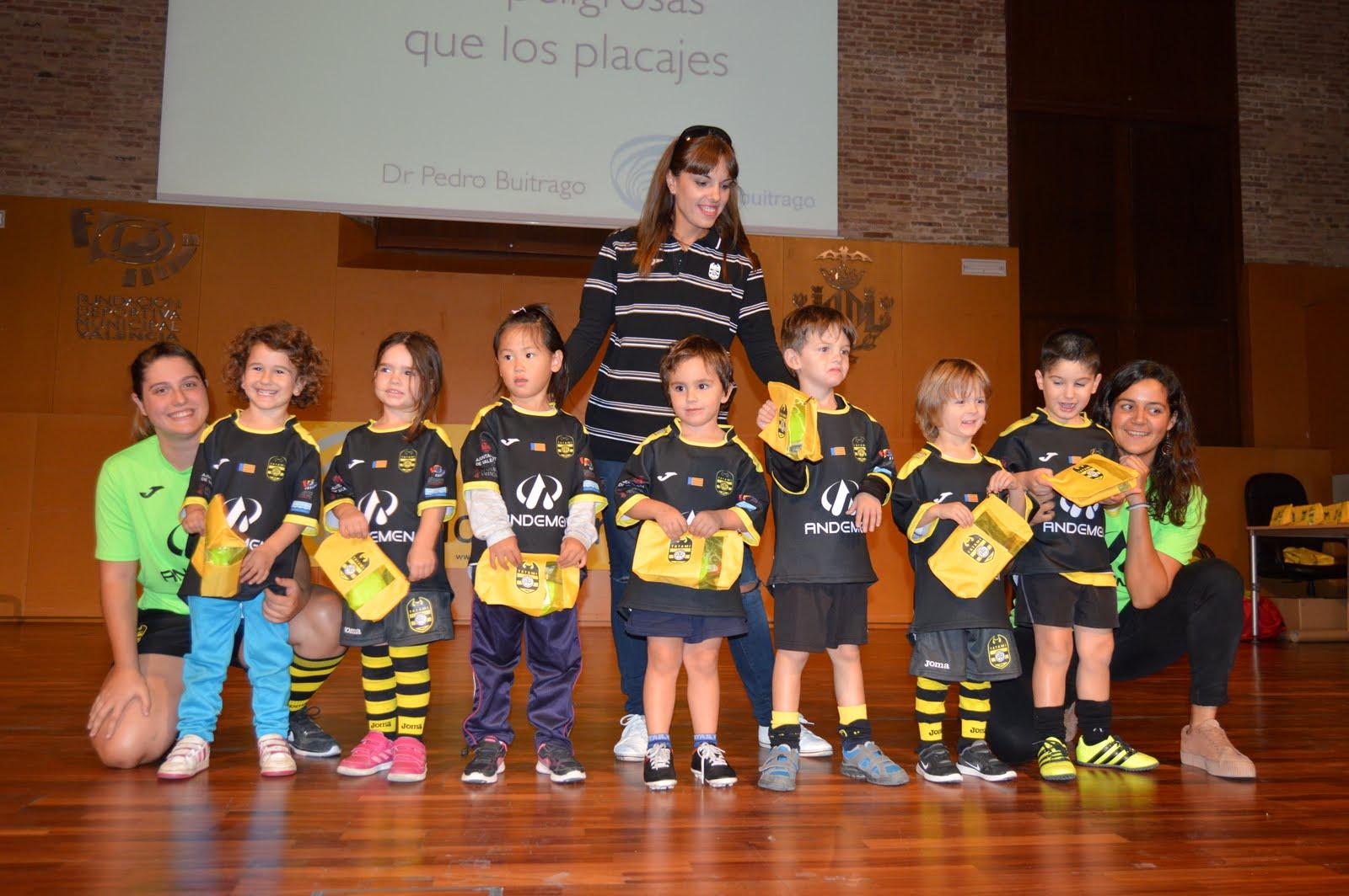 CATEGORÍAS DE ANDEMEN TATAMI RUGBY CLUB