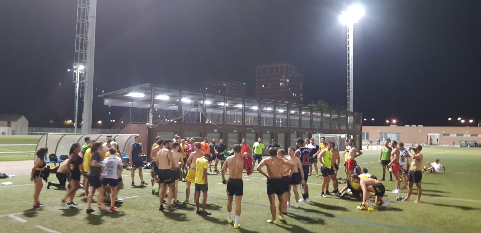 INICIO DE TEMPORADA 2018-19