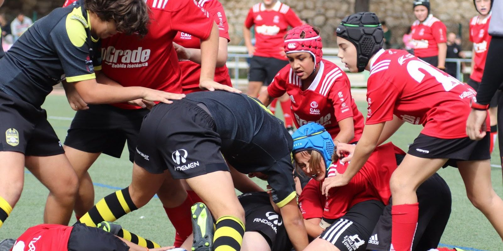 S14  ANDEMEN TATAMI – CAU VALENCIA B - Tatami Rugby Club f2f0a07af9c