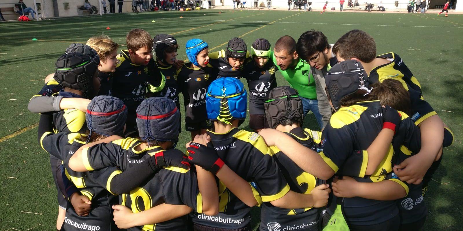 S12  ANDEMEN TATAMI – CAU VALENCIA - Tatami Rugby Club 85fea66038f