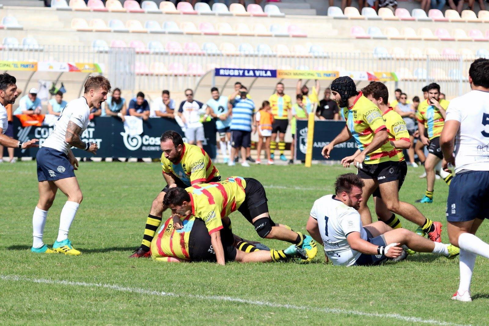 La Vila vs Tatami Rugby