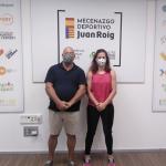 Miguel y María Ribera